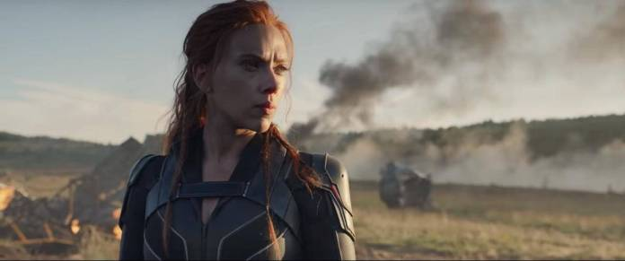 Black Widow: Primer avance 1