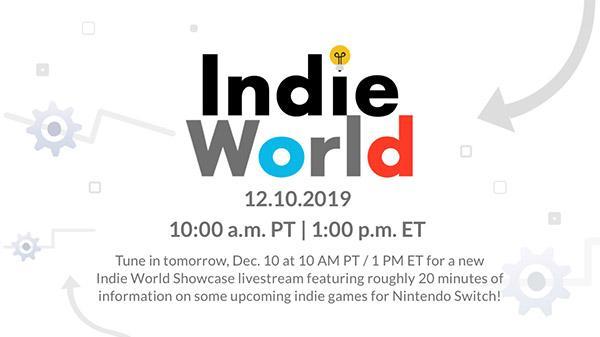 Resumen: Nintendo Direct (10-12-19) 1