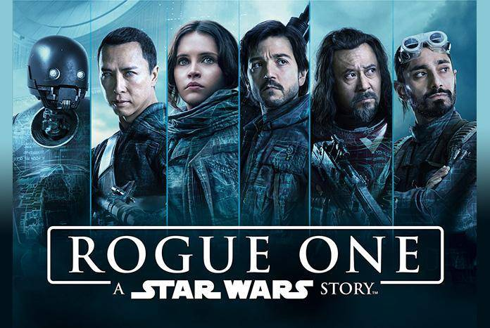 Rogue One Star Wars (Cassian Andor)