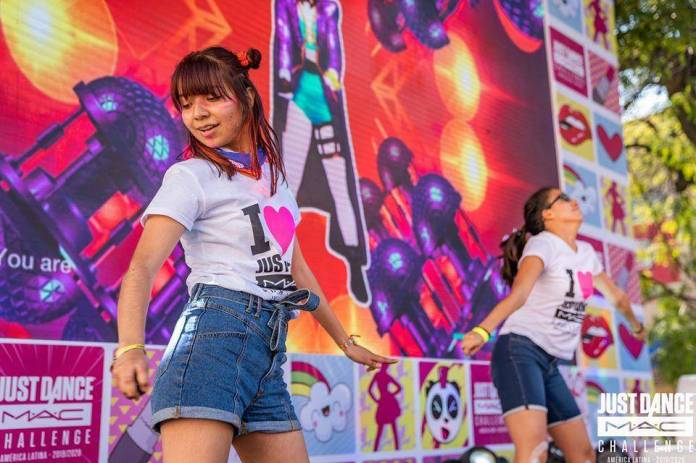 Just Dance MAC Challenge CDMX, antesala a Brasil 2020 13