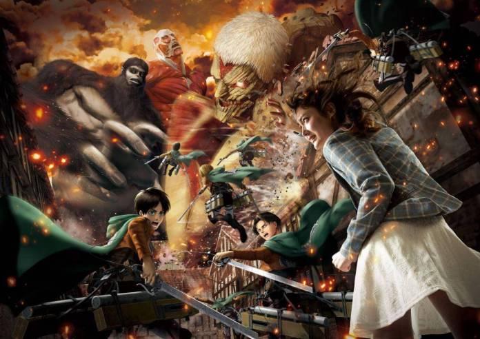 Attack on Titan XR