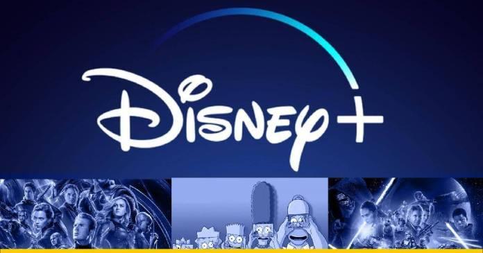 Disney + (Simpsons)