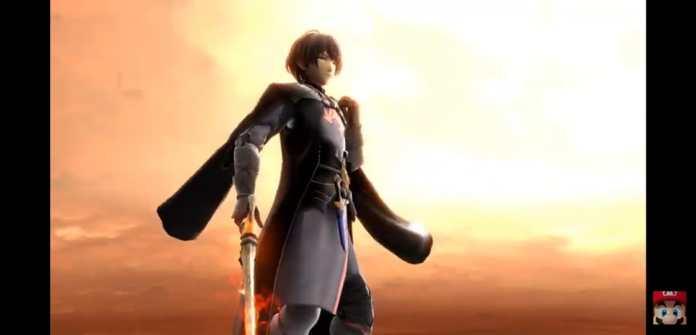 Byleth se une al equipo de Super Smash Bros Ultimate. 1