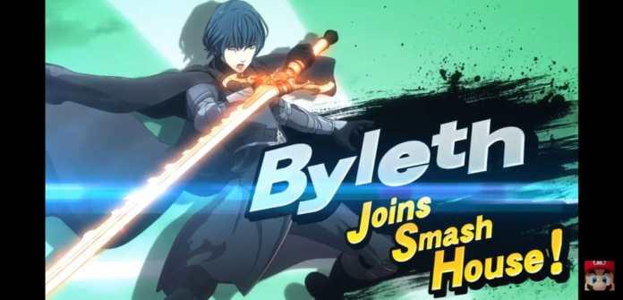 Byleth llega a smash