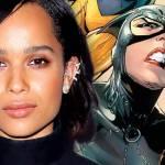 Zoe Kravitz, The Batman, Catwoman