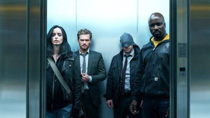 The Defenders Marvel Studios