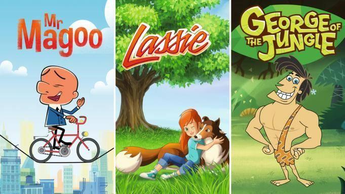 Lassie, George de la Selva y Mr. Magoo tendrán reboots 1