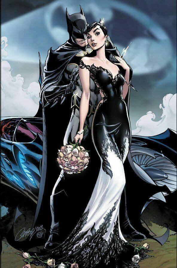 ¡Batman y Catwoman tendrán un bebé! 1