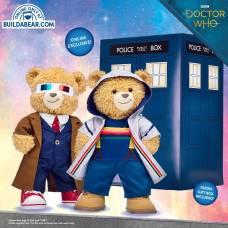 Build a Bear Doctor Who 4