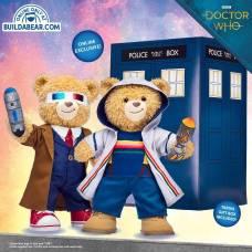 Build a Bear Doctor Who 5