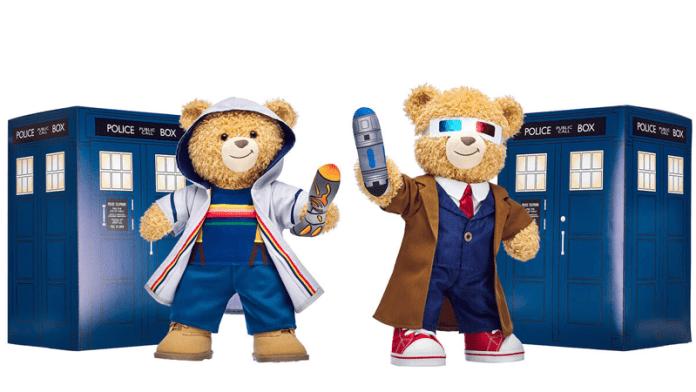 Build-A-Bear lanza hermoso peluche de 'Doctor Who' 1