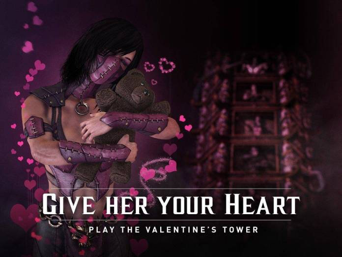 Mortal Kombat se pone romántico
