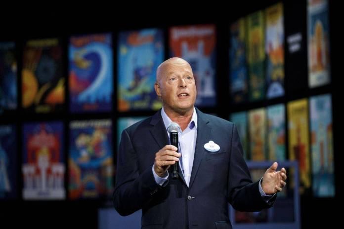 Disney, Bob Chapek, CEO