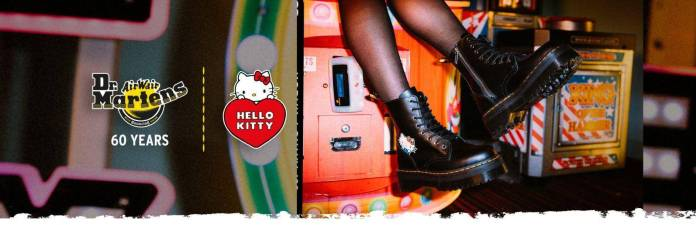 Dr. Martens, Hello Kitty