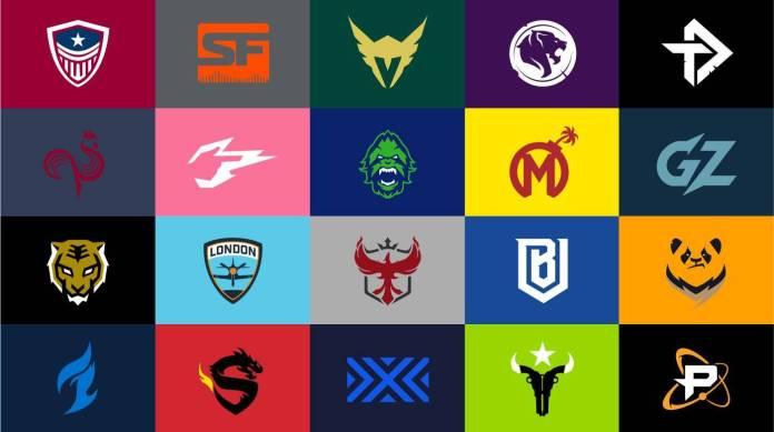 Overwatch League (Teams)