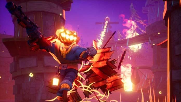 Pumpkin Jack llegará a consolas y PC este 2020 1