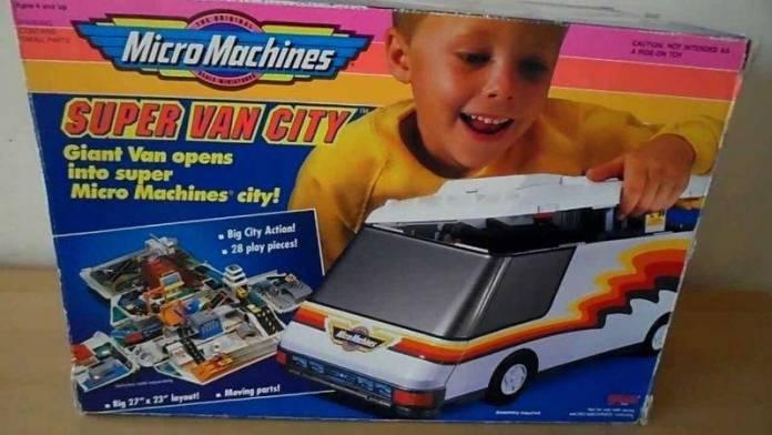 ¡Los Micro Machines regresan en 2020! 1