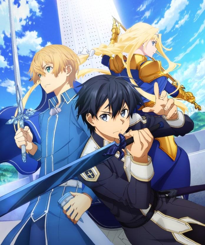 Nuevos tráilers de Sword Art Online Alicization Lycoris 5