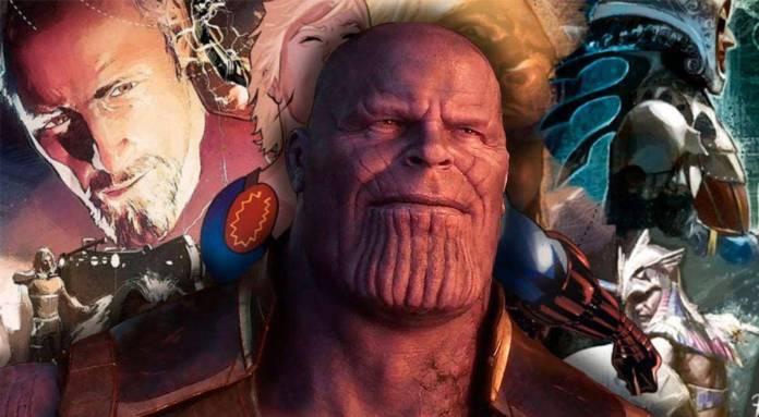 Thanos, The Eternals
