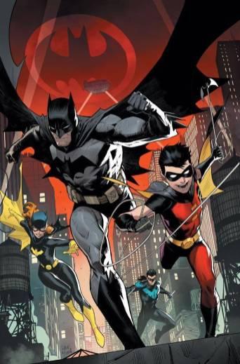 Batman: The Adventures Continue (2020) DC Comics