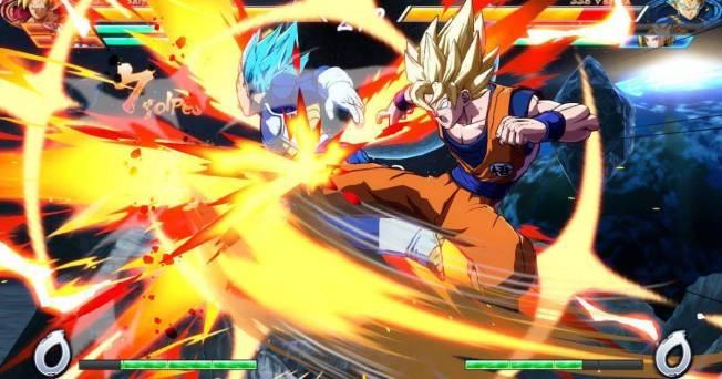 Combates devastadores para esta tercera temporada de Dragon Ball FighterZ