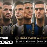 efootball pes 2020 data pack 4.0