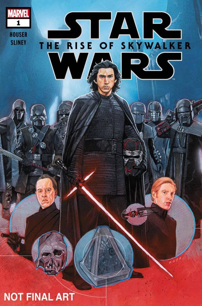 Rise Of Skywalker (Cover)