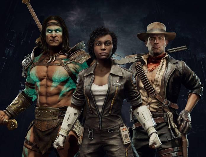 DLC 6 Skin Mortal Kombat 11