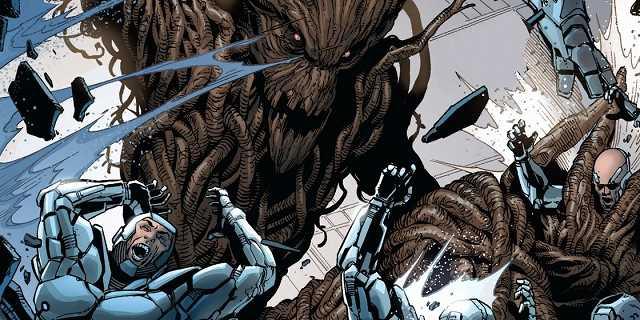 Alpha Groot (Guardianes de la Galaxia)