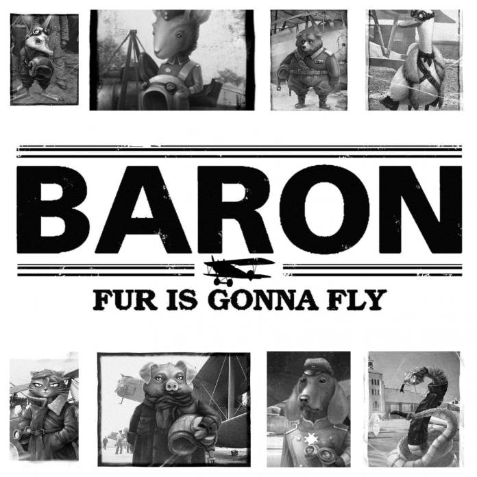 Baron: Fur Is Gonna Fly (Personajes)