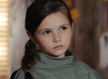 Cailey Fleming (Young Enchantress)