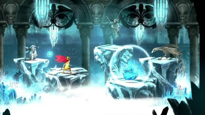 Ubisoft Child Of Light (Gameplay)