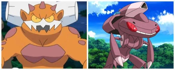 Landorus & Genesect (Pokémon Go)