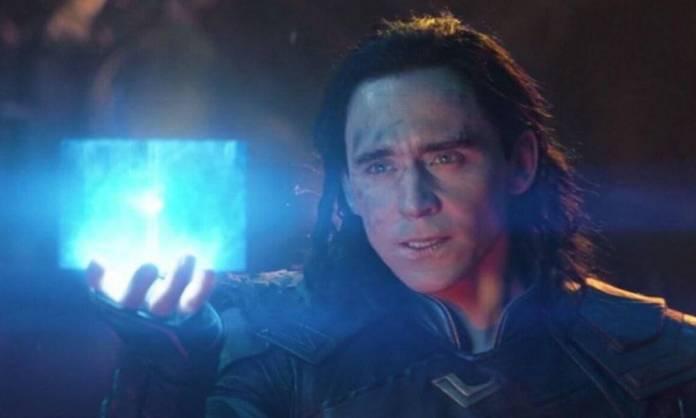 Loki with Teseracto