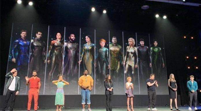 The Eternals (Marvel Studios)