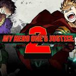 My Hero Academia One's Justice 2 (Póster)