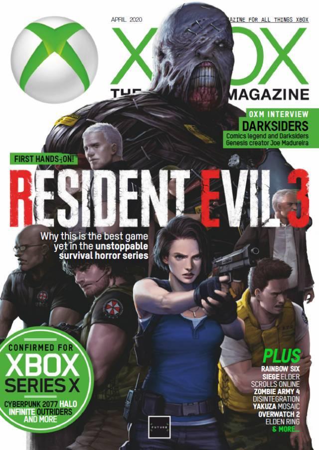 Update: Resident Evil 3: Nemesis se vuelve una bestia imparable con esta característica 1