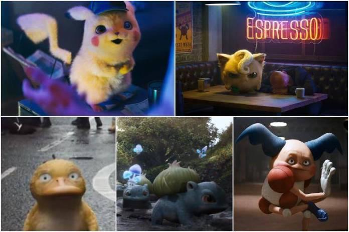 Detectuve Pikachu (Pokémon)