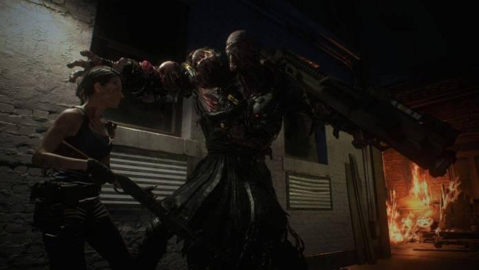 Cuchillo de Jade Cook en Resident Evil 3 1