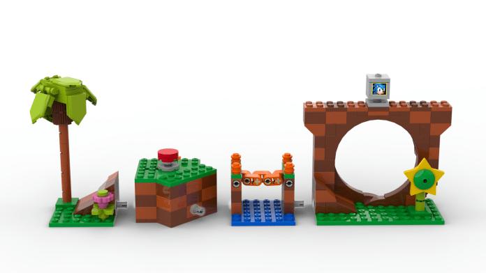 Sonic (Lego)