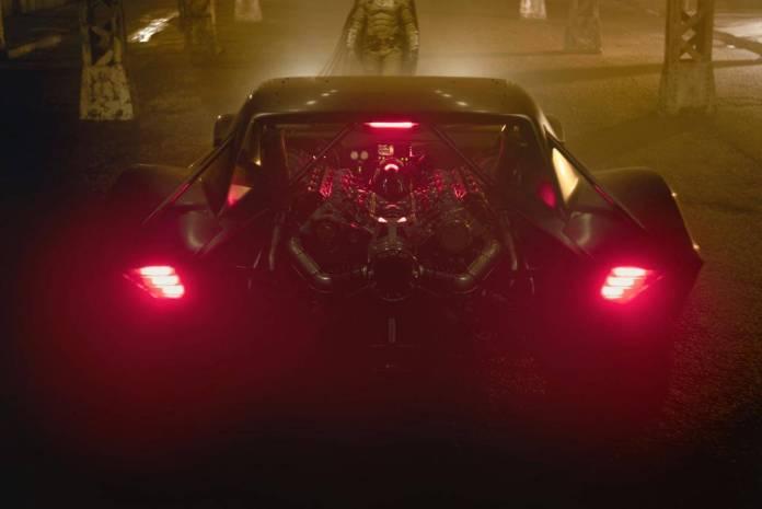 Matt Reeves revela el batimóvil para The Batman 3