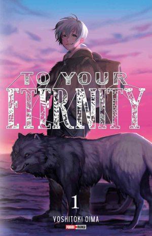 To Your Eternity Manga
