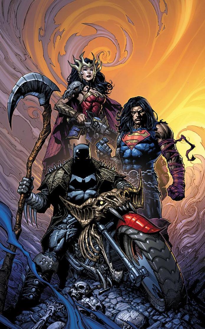 """DC Comics presenta al """"Batman Dinosaurio""""... ¿Por qué no? 6"""