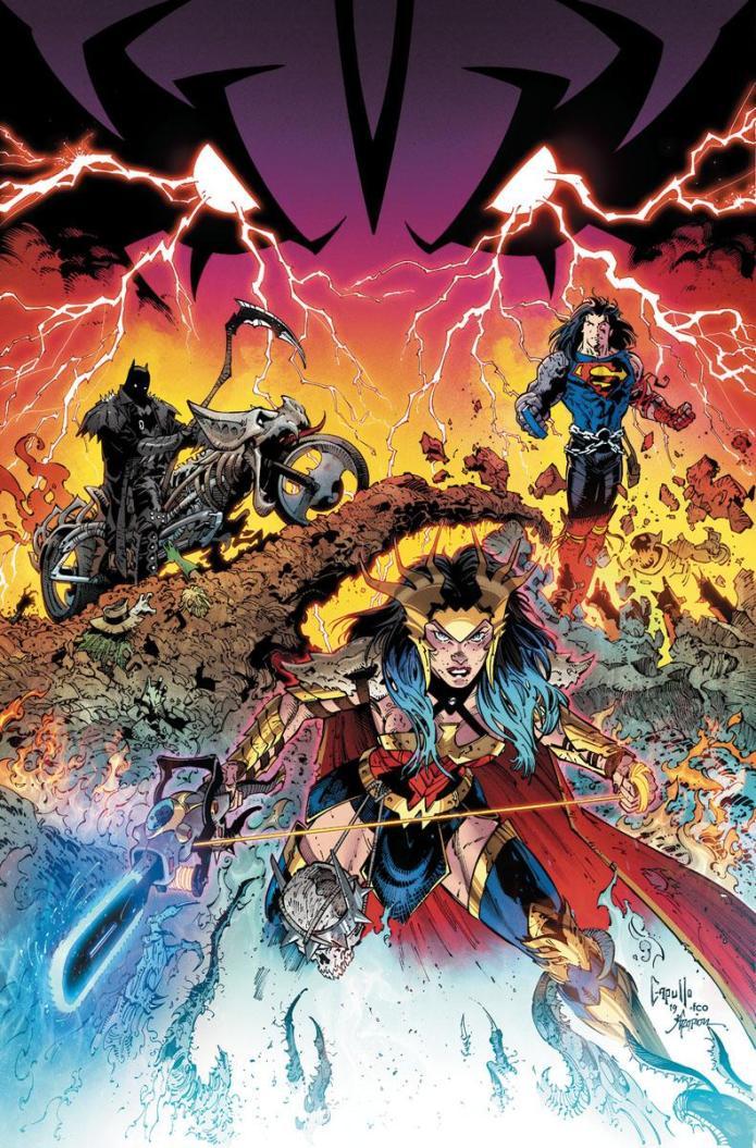 """DC Comics presenta al """"Batman Dinosaurio""""... ¿Por qué no? 3"""