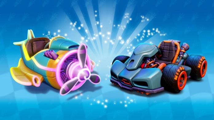Nueva actualización para Crash Team Racing Nitro-Fueled 2