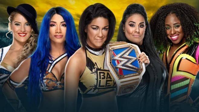 Wrestlemania 36: 5th fatal way women's Resultados de búsqueda Resultados de la Web Fatal 5-Way SmackDown Women's Title