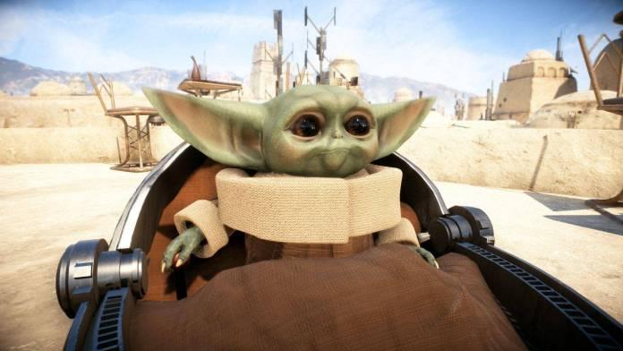 Baby Yoda (Battlefront II)