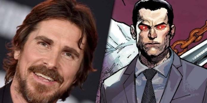 Christian Bale (Dario Agger)