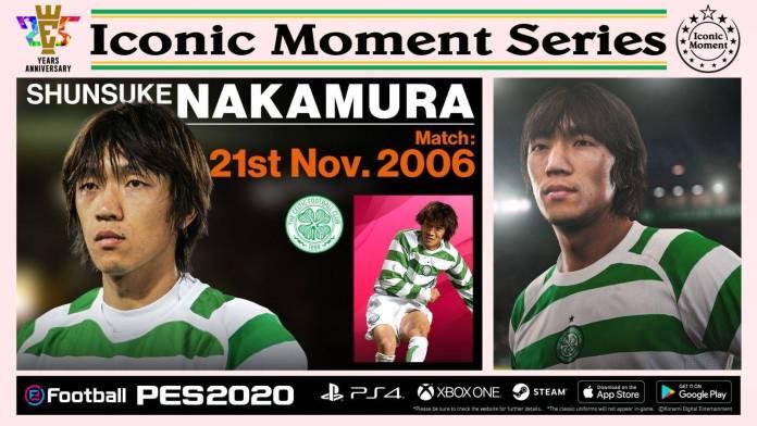 Konami se prepara para celebrar los 25 años de PES 6