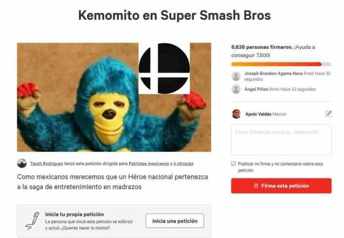 super smash bros kemonito